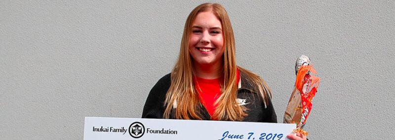 Scholarship Winner Emily B.